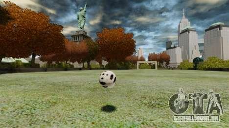 Campo de futebol para GTA 4