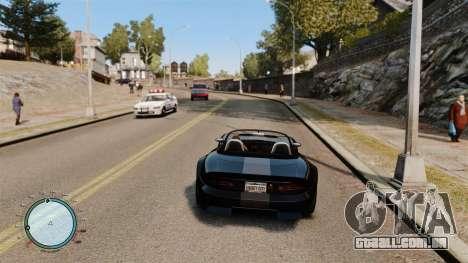 Velocímetro AdamiX v1 para GTA 4 segundo screenshot