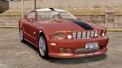 Ford Mustang Saleen SA-25 2008 para GTA 4
