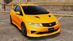 Honda Civic Type-R (FN2) para GTA 4