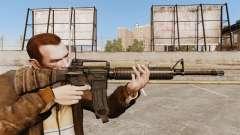 Um americano fuzil M16A4 para GTA 4