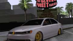 Volkswagen Jetta Rasta para GTA San Andreas