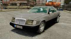 Mercedes-Benz W124 Coupe para GTA 4