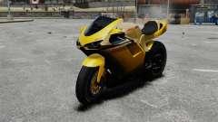 Ducati 848 para GTA 4
