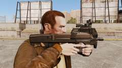 Submetralhadora FN P90 para GTA 4