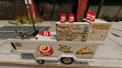 Bebida gaseificada coca-cola para GTA 4