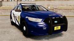 Ford Taurus Police Interceptor 2013 LCPD [ELS]