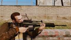 Fuzil de assalto de H & K MG36 v4
