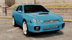 Subaru Impreza седан para GTA 4