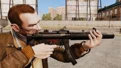 MP5SD metralhadora v1 para GTA 4
