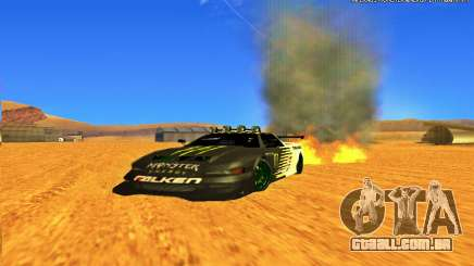 Infernus Rally Moster Energy 2012 para GTA San Andreas