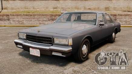 Chevrolet Caprice 1989 para GTA 4