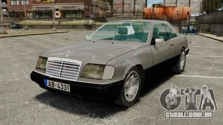 Mercedes-Benz W124 Coupe para GTA 4