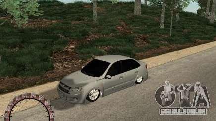VAZ 2190 para GTA San Andreas