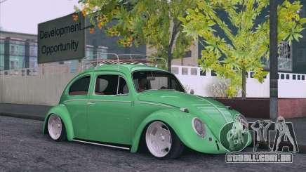 Volkswagen Beetle 1966 para GTA San Andreas