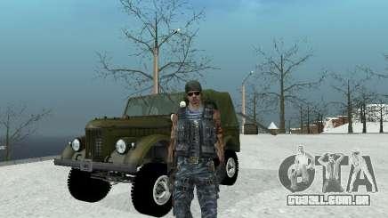 Commando para GTA San Andreas