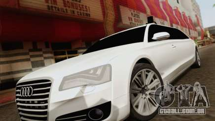 Audi A8 Limousine para GTA San Andreas