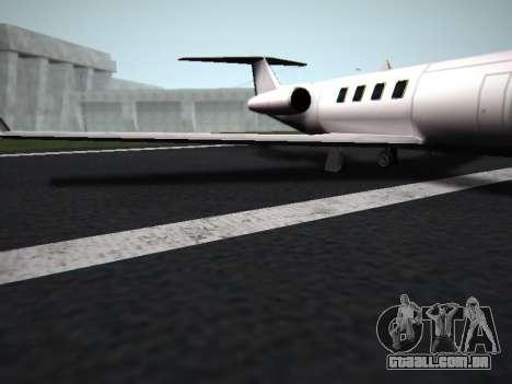 ENBSeries v4 by phpa para GTA San Andreas quinto tela
