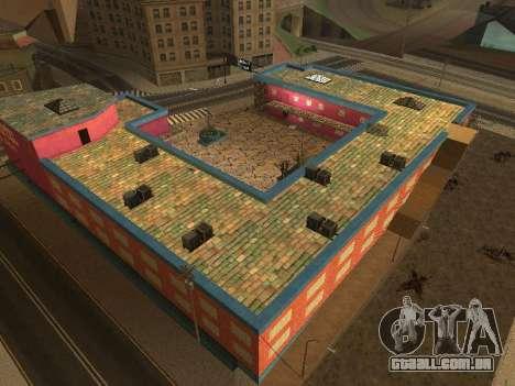 Novas texturas em Jefferson para GTA San Andreas oitavo tela