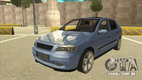 Opel Astra G Stock para GTA San Andreas