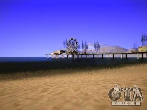 ENBSeries v4 by phpa para GTA San Andreas nono tela
