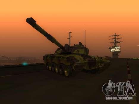 Challenger 2 para GTA San Andreas