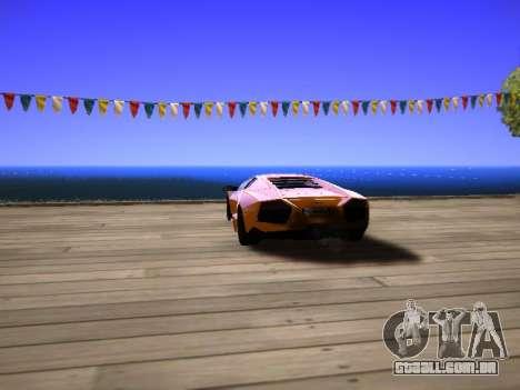 ENBSeries v4 by phpa para GTA San Andreas twelth tela