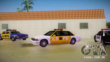 All Cars Radio & Repair Activator para GTA San Andreas quinto tela