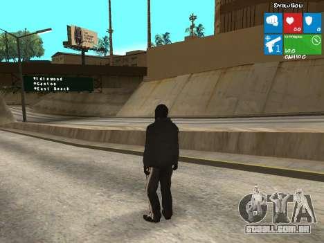 Cara mau para GTA San Andreas segunda tela