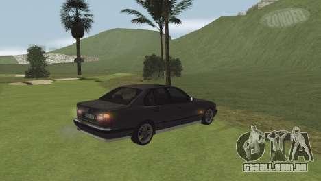 Grama em Las Venturase. para GTA San Andreas sétima tela