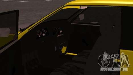 VAZ 2113 para GTA San Andreas vista direita
