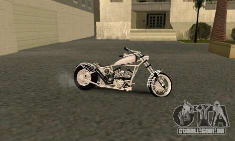 Black Widow para GTA San Andreas