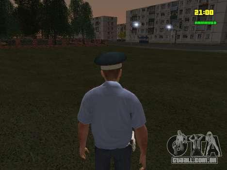 DPS oficial para GTA San Andreas terceira tela