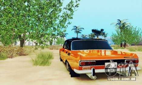 2140 Moskvich para vista lateral GTA San Andreas