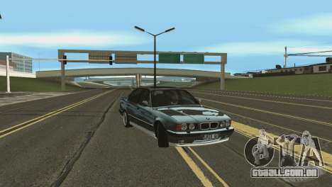 Grama em Las Venturase. para GTA San Andreas terceira tela