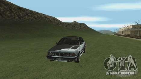 Grama em Las Venturase. para GTA San Andreas quinto tela