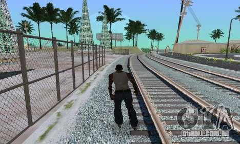 Vídeos para GTA San Andreas segunda tela