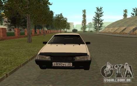 VAZ 21093 para GTA San Andreas esquerda vista