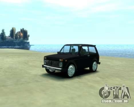 VAZ 2121 Niva para GTA 4