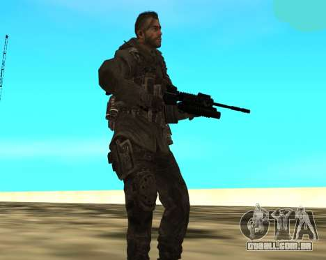 Sabão para GTA San Andreas