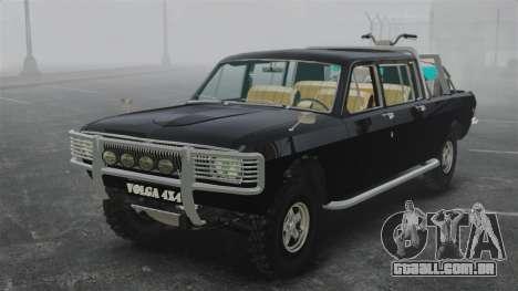 GAZ 2402-4 x 4 pick-up para GTA 4