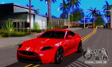 Realistic ENBSeries para GTA San Andreas