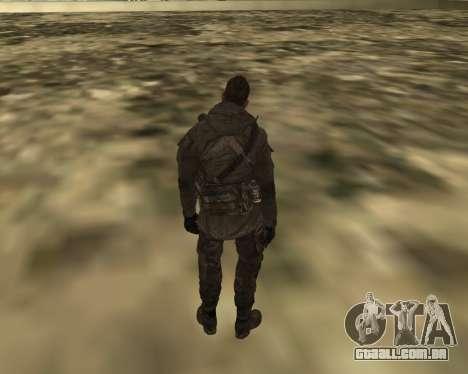 Sabão para GTA San Andreas terceira tela