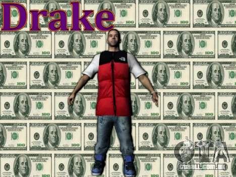 Drake para GTA San Andreas