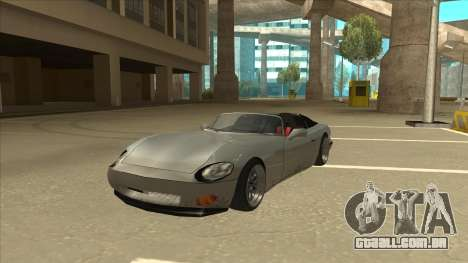 Banshee Stance para GTA San Andreas