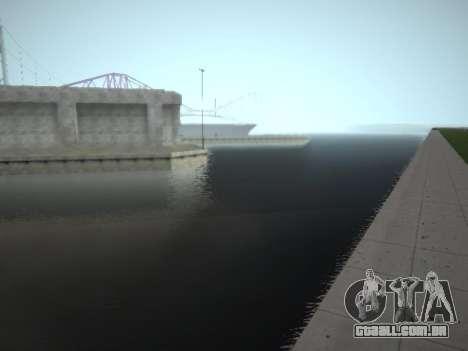 ENBSeries v4 by phpa para GTA San Andreas por diante tela