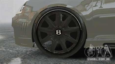 Volkswagen Golf GTi DT-Designs para GTA 4 vista de volta