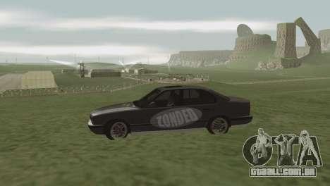Grama em Las Venturase. para GTA San Andreas segunda tela