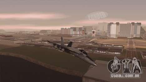 Grama em Las Venturase. para GTA San Andreas décima primeira imagem de tela