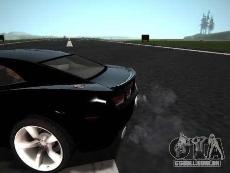 ENBSeries v4 by phpa para GTA San Andreas segunda tela